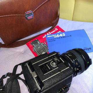 マミヤ(USTMamiya)のMamiya M 645 1000S(フィルムカメラ)