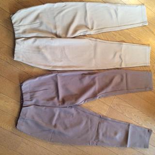 フェリシモ(FELISSIMO)のとても履きごごちの良い!フェリシモのパンツ 2枚組(カジュアルパンツ)