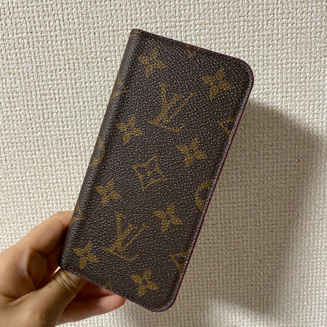 LOUIS VUITTON - iPhoneXSケースの通販
