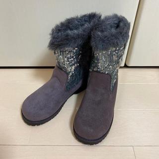 アナスイミニ(ANNA SUI mini)の新品未使用 ANNA SUI mini アナスイミニ ブーツ (ブーツ)