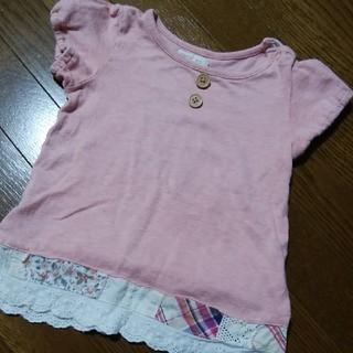 ビケット(Biquette)のビケット Tシャツ 80(Tシャツ)
