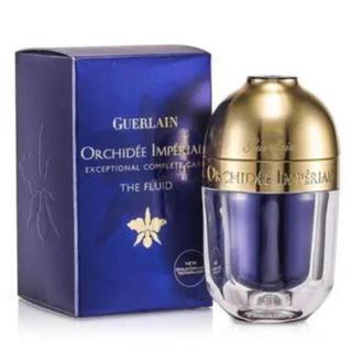 ゲラン(GUERLAIN)のゲラン オーキデ アンペリアル ザ フルイド 乳液(美容液)