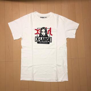 エクストララージ(XLARGE)のXlarge X-girl Tシャツ M(Tシャツ(半袖/袖なし))