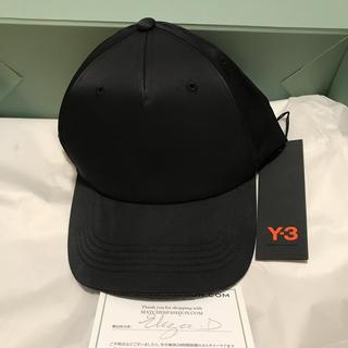 ワイスリー(Y-3)のY-3 LOGO NYLON CAP ロゴ ナイロン キャップ ワイスリー(キャップ)