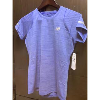 ニューバランス(New Balance)のニューバランス ネイビーTシャツ(Tシャツ(半袖/袖なし))