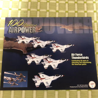 サンダーバーズ F-16写真(個人装備)