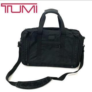 トゥミ(TUMI)のTUMI トゥミ ビジネスバッグ トラベルバッグ スーツケース 2way 黒(トラベルバッグ/スーツケース)
