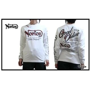 ノートン(Norton)のNorton ノートン 新品8789円→4990円レッドスチールロンT(Tシャツ/カットソー(七分/長袖))