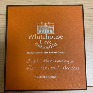 ホワイトハウスコックス(WHITEHOUSE COX)のWhite house cox × UA(キーホルダー)