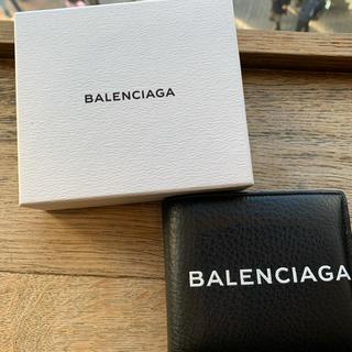 バレンシアガ(Balenciaga)の(中古)BALENCIAGA  バレンシアガ二つ折り財布(折り財布)