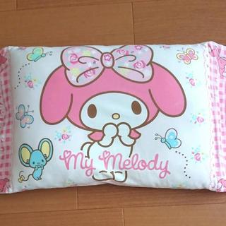 マイメロディ(マイメロディ)の新品未使用!子供用 枕 マイメロ(枕)