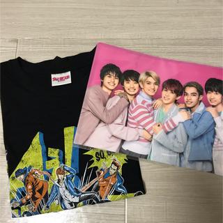 限定!Aぇ!group Tシャツ ファイル(アイドルグッズ)