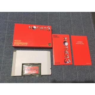 ゲームボーイアドバンス(ゲームボーイアドバンス)の期間限定セール!GBA MOTHER3 マザー3 箱説付き(携帯用ゲームソフト)