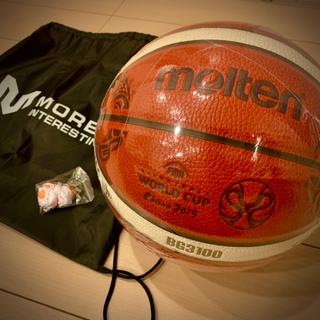 モルテン(molten)の(モルテン) MOLTEN バスケットボール ワールドカップ レプリカ  7号球(バスケットボール)