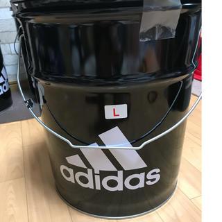 アディダス(adidas)のアディダス アディ缶 2020  缶のみ インテリアに (小物入れ)