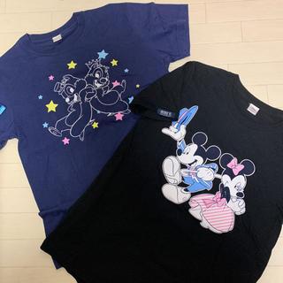 ディズニー(Disney)の【レア】 ディズニーTシャツ M 三森すずこ Fantasic Funfair(声優/アニメ)