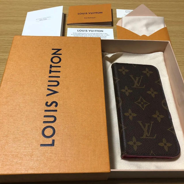 LOUIS VUITTON - LOUISVUITTON ヴィトン iPhoneX、XSケース モノグラムの通販