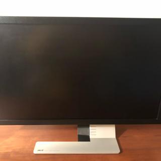 エイサー(Acer)のジャンク acer s273HL(ディスプレイ)