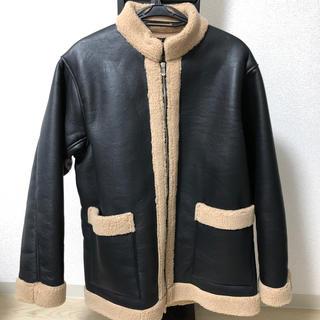 ニードルス(Needles)のNEEDLES Zipped Tibetan jacket(レザージャケット)