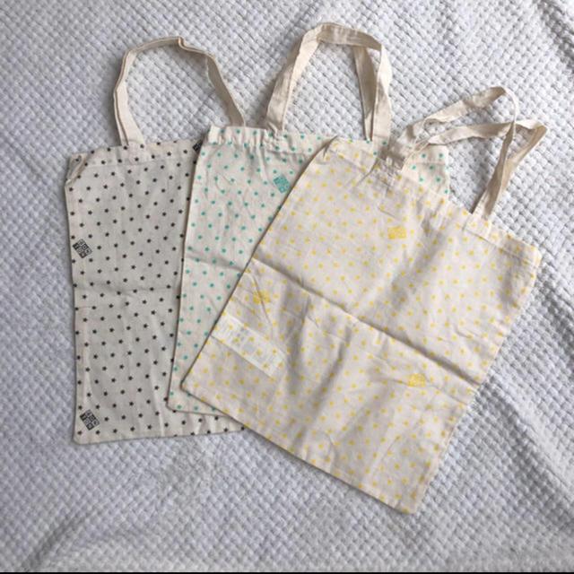 Caramel baby&child (キャラメルベビー&チャイルド)のbonton ノベルティートート キッズ/ベビー/マタニティのこども用バッグ(トートバッグ)の商品写真