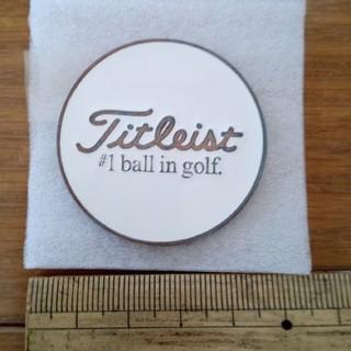 タイトリスト(Titleist)のTitleist(タイトリスト)ゴルフ  ボールマーカー(その他)