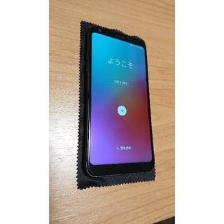 エルジーエレクトロニクス(LG Electronics)のLG style  L-03K Black ハルトコーティング施工済み(スマートフォン本体)