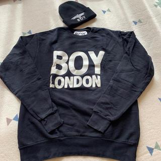 ボーイロンドン(Boy London)のボーイロンドン BOYLONDON トレーナー スウェット ビーニー (スウェット)