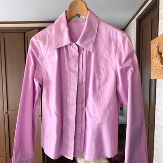 ジバンシィ(GIVENCHY)のGivency コットンシャツ 42サイズ(シャツ/ブラウス(長袖/七分))