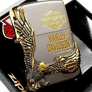 ハーレーダビッドソン(Harley Davidson)の送料無料☆zippo☆日本限定:HARLEY-DAVIDSON☆イーグル☆SG(タバコグッズ)