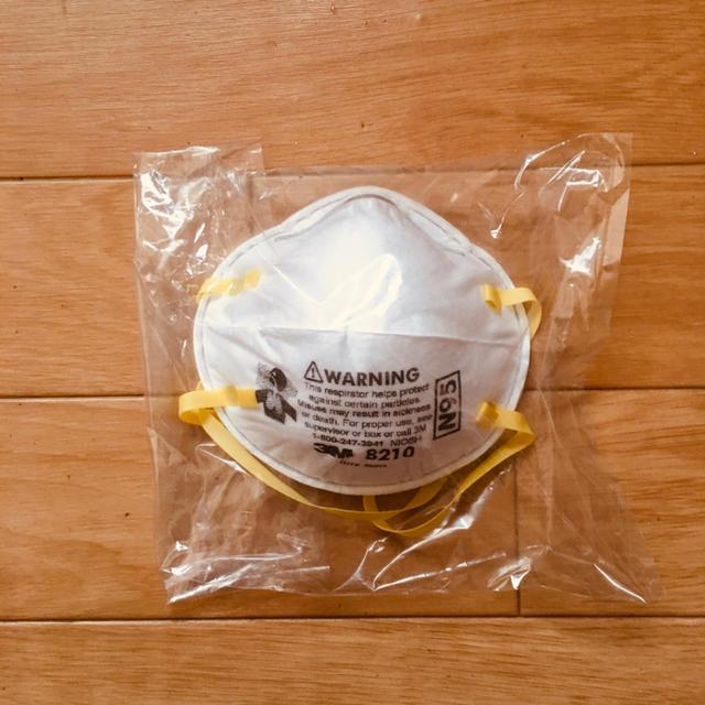 マスク販売店 栃木県 | 3M 防護マスク 8210の通販 by aaa_figure's shop