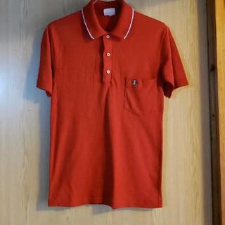 マンシングウェア(Munsingwear)のマンシング★ゴルフ★赤ポロシャツ★(ウエア)