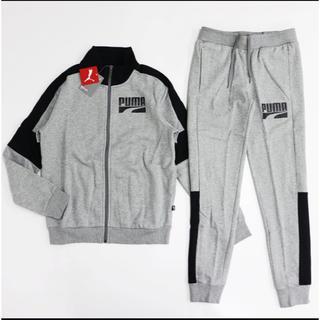プーマ(PUMA)のプーマ メンズ スウェットジャケット パンツ 上下セット(その他)
