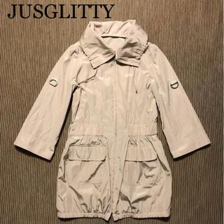 ジャスグリッティー(JUSGLITTY)のジャスグリッティー スプリングコート(スプリングコート)