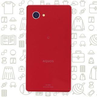 アクオス(AQUOS)の【B】AQUOSmini/SH-M03/16/ドコモ(スマートフォン本体)