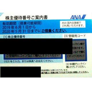 ANA株主優待 1枚 b(航空券)