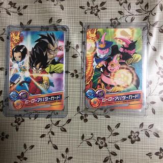 ドラゴンボール(ドラゴンボール)のヒーローアバターカード 2枚セット(シングルカード)