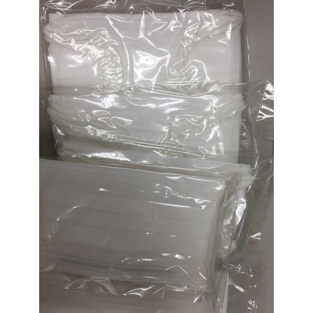 マスク洗濯除菌 | 10枚 バラ売り使い捨てマスクの通販 by ユリ
