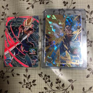 ドラゴンボール(ドラゴンボール)のUM7-022 ベジットとUM8-CP4 ベジットの2枚セット(シングルカード)