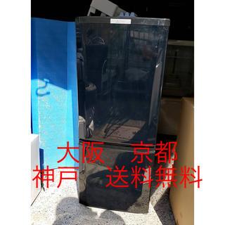 ミツビシ(三菱)の三菱 ノンフロン冷凍冷蔵庫  MR-P15Z-B     2016年製  (冷蔵庫)