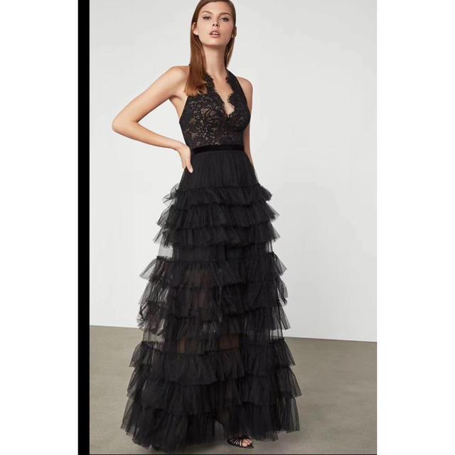 BCBGMAXAZRIA(ビーシービージーマックスアズリア)の❤️BCBGドレス 新品 上品 レディースのフォーマル/ドレス(ロングドレス)の商品写真