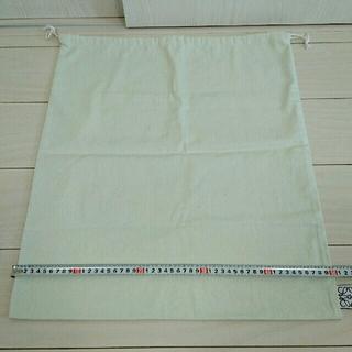 ロエベ(LOEWE)のロエベ LOEWE 保存袋 布袋 ショッパー 袋 バッグ(ショップ袋)