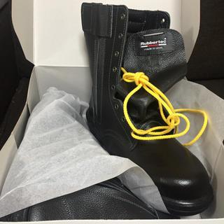ミドリアンゼン(ミドリ安全)の専用 ミドリ安全 長編上安全靴 26.0cm RT730F オールハトメ 静電(その他)