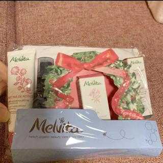 メルヴィータ(Melvita)のメルヴィータ クリスマス コフレ オイル(フェイスオイル/バーム)