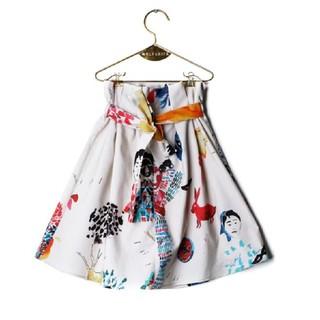 こども ビームス - 【新品・未使用】ウルフ&リタ WOLF&RITA スカート 6y