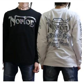 ノートン(Norton)のNorton ノートン 新品6589円→3990円ベア天オーロラロンT(Tシャツ/カットソー(七分/長袖))