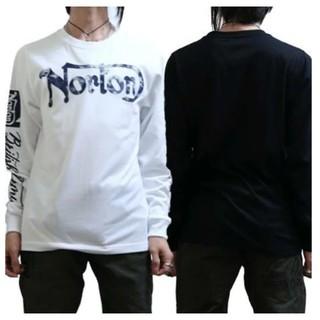 ノートン(Norton)のNorton ノートン 新品8789円→4990円マテリアルシートロンT(Tシャツ/カットソー(七分/長袖))
