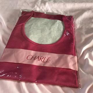 シャルレ(シャルレ)のシャルレサポートウォークカットソー半袖(カットソー(半袖/袖なし))
