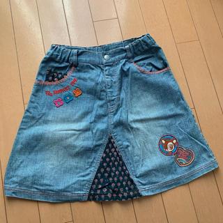 ティンカーベル(TINKERBELL)のティンカーベル スカート 140 女の子(スカート)