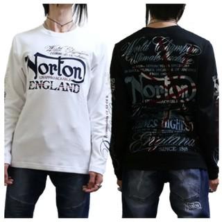 ノートン(Norton)のNorton ノートン 新品7689円→3990円スムースMAXロンT(Tシャツ/カットソー(七分/長袖))