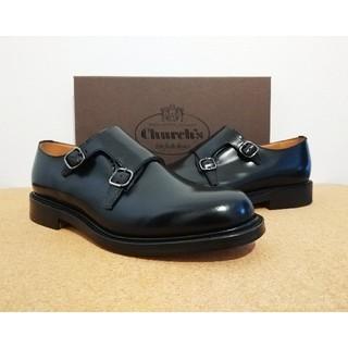 チャーチ(Church's)のnoks様専用☆新品Church's Lambourn UK7.5 Black(ドレス/ビジネス)